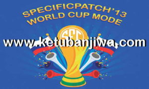 PES 2013 Specific Patch World Cup 2018 Mode v2 AIO