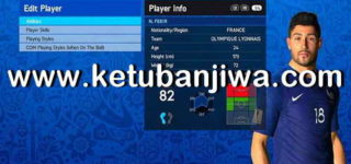 PES 2017 Professionals 4.3 Option File 08/06/2018