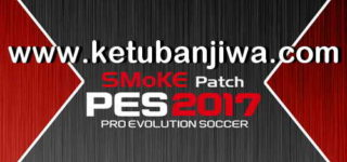 PES 2017 SMoKE Patch 9.8.1 Update Fix