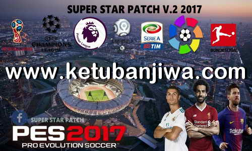 PES 2017 Super Star Patch v2 AIO Season 18/19
