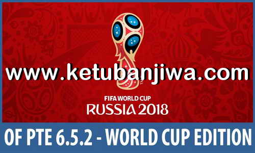 PES 2017 Unofficial PTE Patch 6.5.2 World Cup Edition by Tauvic99 Ketuban Jiwa