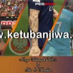 PES 2018 Mega Tattoopack Vol.2 95 HQ Tattoos