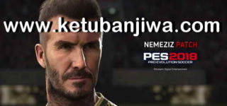 PES 2018 PS3 Nemeziz Patch 1.2 Update