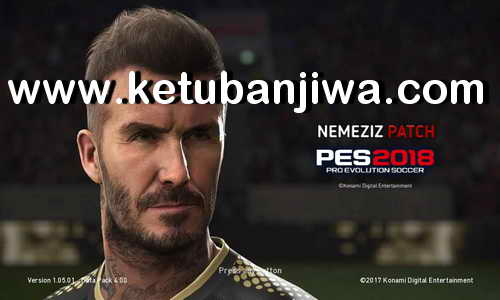 PES 2018 Nemeziz Patch v1.4.1 Update Single Link For PS3Han OFW + CFW BLES + BLUS Ketuban Jiwa