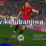 PES 2018 Option File 25/06/2018 For PTE Patch 5.0