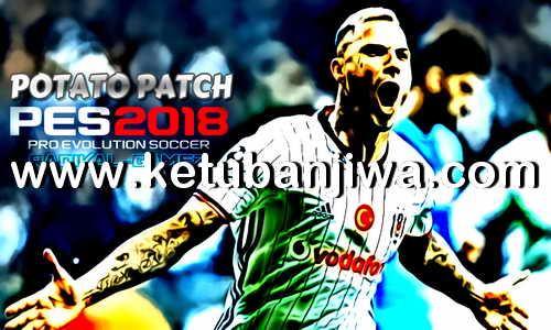 PES 2018 PS3 Potato Patch v6 AIO