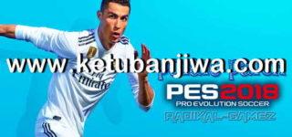 PES 2018 PS3 Potato Patch 6.1 AIO