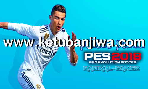 PES 2018 PS3 Potato Patch v6.2 Update For PS3Han OFW + CFW BLES + BLUS Ketuban Jiwa
