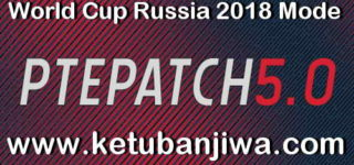 PES 2018 PTE Patch 5.0 AIO Single Link
