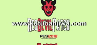 PES 2018 XBOX360 Red Devil Patch v5 AIO World Cup Edition