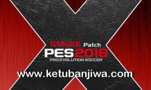 PES 2018 SMoKE Patch X23 Update Single Link