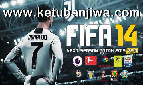 FIFA 14 Next Season Patch 2019 AIO Update v2 by Micano4u Ketuban Jiwa