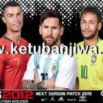 PES 2012 Next Season Patch 2018-2019