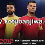 PES 2012 Next Season Patch 2019 Update 1.0