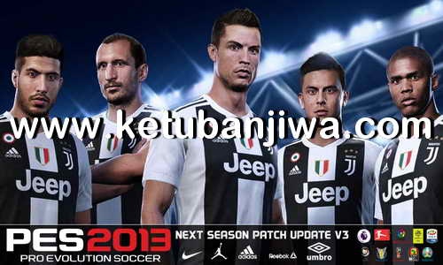 PES 2013 Next Season Patch 2019 Update 3