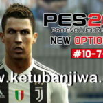 PES 2013 Option File Transfer Update 10/07/2018