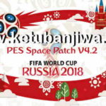 PES 2013 PES Space Patch 4.2 World Cup 2018