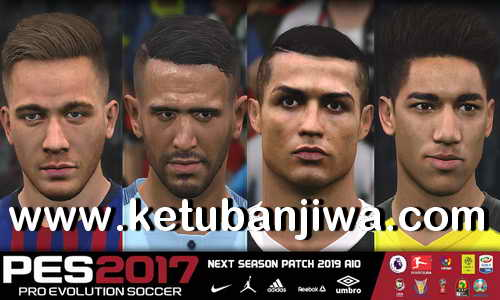 PES 2017 Next Season Patch 2019 AIO Released 18 July 2018 by Micano4u Ketuban Jiwa