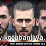 PES 2017 Next Season Patch 2019 AIO Update 2.0
