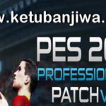 PES 2017 PES Professionals Patch 4.4 Summer Transfer 18/19
