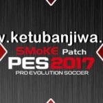 PES 2017 SMoKE Patch 9.8.4 Option File 12 July 2018