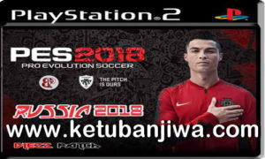 PES 2018 PS2 Blezz Patch World Cup English Version