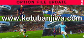 PES 2018 Option File Update Week 2 For PTE Patch v5.1