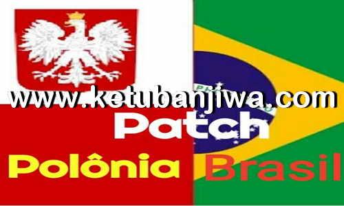 PES 2018 Patch Polonia Brasil + Mini Update For XBOX 360 Ketuban Jiwa