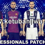 PES 2018 Professionals 2.2 Option File Update 05/08/2018