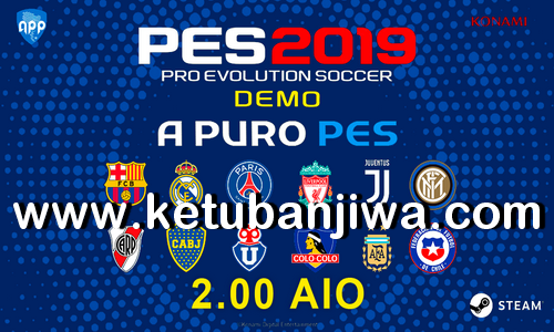 Download PES 2019 Demo APP Patch 2.00 AIO For PC Ketuban Jiwa