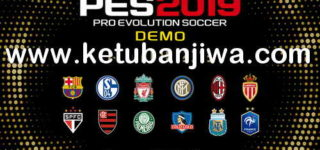 PES 2019 Demo Animated Adboards All Teams
