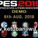 PES 2019 PC Demo Steam Single Link