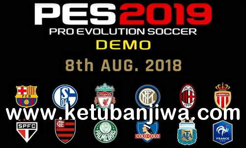 Download PES 2019 PC Demo Steam Single Link