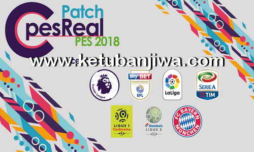 Download PES2018 C-PesReal Patch v7.0 Update 26 August 2018 For XBOX 360 Ketuban Jiwa