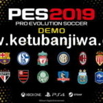 Pro Evolution Soccer PES 2019 Demo PC Steam