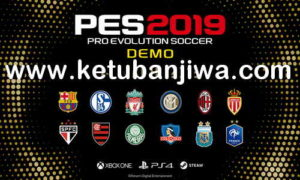 Download Pro Evolution Soccer PES 2019 Demo PC Steam Ketuban Jiwa