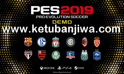 Download Pro Evolution Soccer PES 2019 Demo PC Steam Ketuban Jiwa