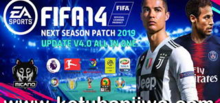 FIFA 14 Next Season Patch 2019 Update v4 AIO