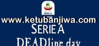 FIFA 18 Italian Serie A Deadline Transfer Update 26/08/2018