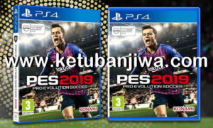 How To Install Option Files in PES 2019 PS4 Ketuban Jiwa