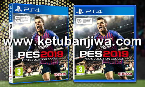 How To Install PES 2019 PS4 Option Files