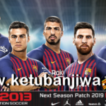 PES 2013 Next Season Patch 2019 Update 4