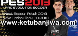 PES 2013 Option File Transfer Update 12/08/2018