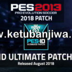 PES 2013 PES-ID Ultimate Patch 6.0 AIO Season 18/19