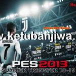 PES 2013 PS3 Summer Transfer Season 18/19 by ZiO