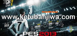 PES 2013 PS3 Summer Transfer Season 18/19 by ZiO