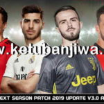 PES 2017 Next Season Patch 2019 AIO Update 3.0
