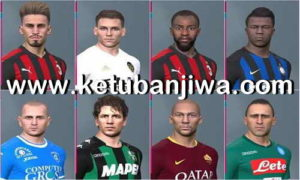 PES 2017 Professionals Patch 4.4 Option File Summer Transfer Update 18 August 2018 by Hatem Fathy Ketuban Jiwa