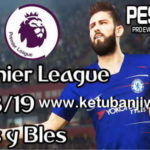 PES 2018 PS3 OFW EPL Option File Season 18/19