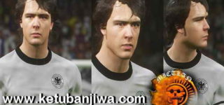 PES 2018 Franz Beckenbauer by MictlanTheGod